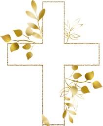 cruz bautizo
